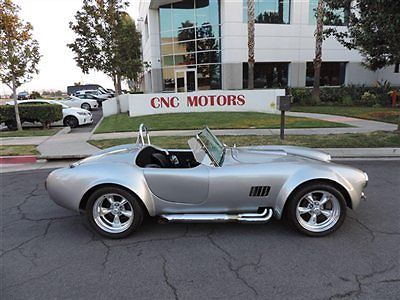 Shelby Cobra cars for sale in California