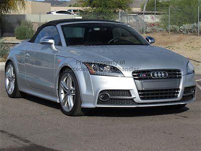 Audi : TT 2dr Roadster S tronic quattro 2.0T Prestige 2 dr roadster s tronic quattro 2.0 t prestige low miles convertible automatic gaso
