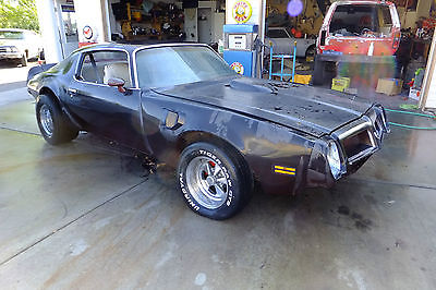 Pontiac : Trans Am 455 1974 trans am 455 real y code 455 car power windows many extras priced to sell