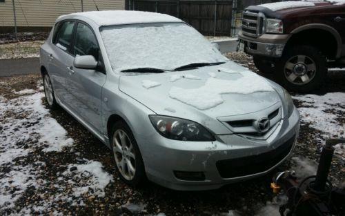 Mazda : Mazda3 s hatchback 2007 mazda 3 2.3 l