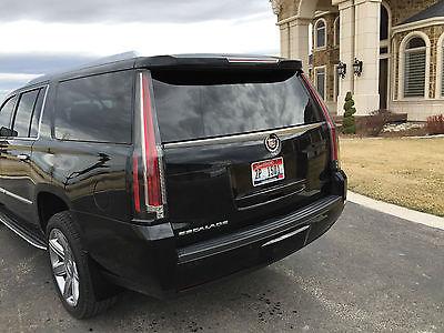 Cadillac : Other Premium Esv 2015 cadillac escalade esv premium sport utility 4 door 6.2 l