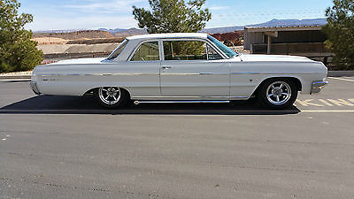 Chevrolet : Bel Air/150/210 coupe 1964 chevy belair 2 door all original 283 automatic