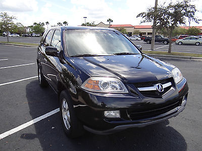 Acura : MDX Base AWD 2006 acura mdx base 3.5 l awd third row very good shape clear title no accident
