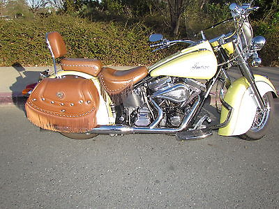 Indian : Chief 2000 indian chief s s one owner only 1200 miles runs excellent