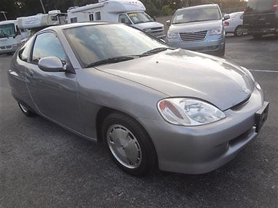 Honda : Insight 3dr Hatchback CVT w/Air Cond 2001 insight hybrid automatic 60 miles per gallon clean warranty ready to go