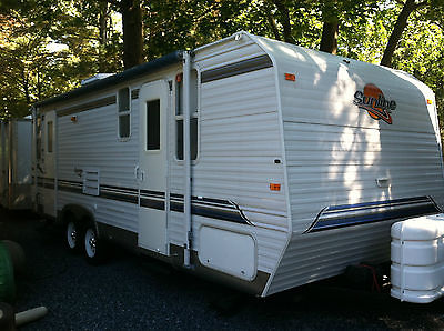 2006 Sunline Solaris T-2499 Travel Trailer