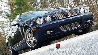 Jaguar : XJR Super 8 V8 XJR Vanden Plas VDP FANTASTIC 09 Super 8 V8 Indigo Blue TV 19