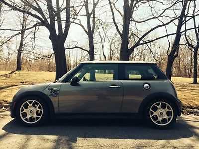 Mini : Cooper S S 2002 mini cooper s many extras suspension stress bars exhaust pulley