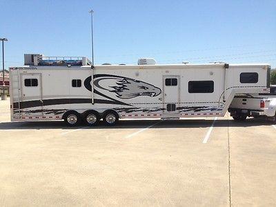 Toyhauler, Elite 41 ft, Harley Davidson Screaming Eagle Edition, High End Camper
