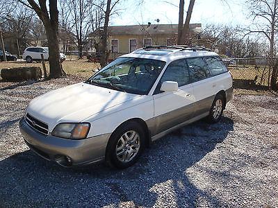 Subaru : Legacy Limited 2000 subaru legacy outback limited