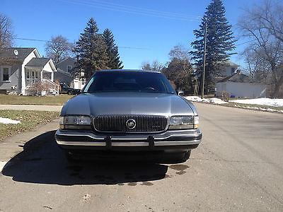 Buick : LeSabre Custom Sedan 4-Door 1992 buick lesabre gray very good condition
