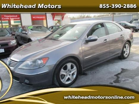 Acura : RL SH AWD with 2005 acura rl sh awd navigation super clean 100 000 miles 1 owner super clean