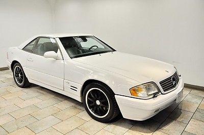 Mercedes-Benz : SL-Class SL500 SL 500 1999 mercedes benz sl 500 hard top xtrs