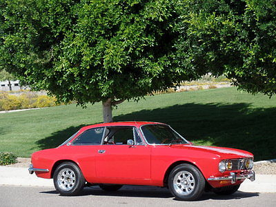 Alfa Romeo : GTV Alfa GTV Veloce GTA  1974 alfa romeo gtv rust free california car beautiful must see