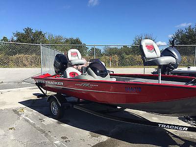 Tracker Boat 2014