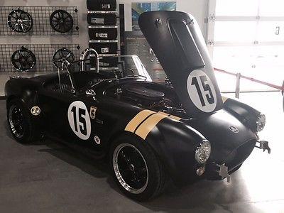 Shelby : Cobra Roadster AC Shelby Cobra 1964 replica / original Shelby VIN number