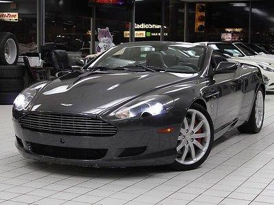 Aston Martin : DB9 Volante Convertible V12 Auto Xenons California Car DB9 Volante Convertible V12 Automatic Xenons California Car