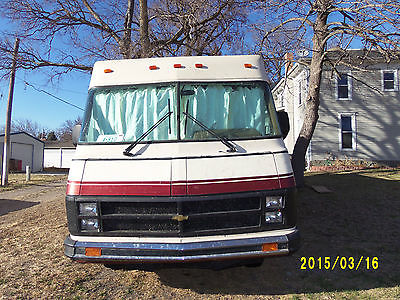 1987 Class A 35 foot Fleetwood-Southwind-VERY CLEAN-gas engine-strong eng/trans