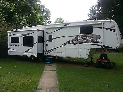2006 Keystone Montana 36 ft 5th wheel RV trailer
