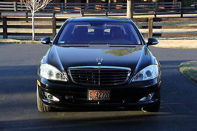 Mercedes-Benz : 600-Series 600s 2007 mercedes 600 s