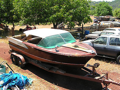 Chris Craft Continental 1960 21'.7
