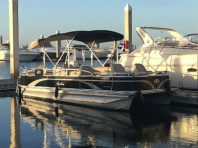 2013 Avalon 22' A-Fish N Fun Pontoon Boat