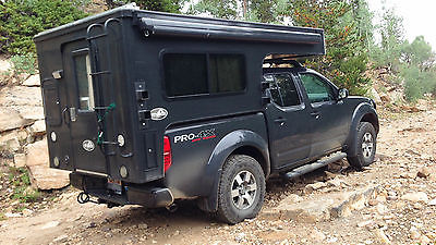 2012 Phoenix Short Bed, Pop Up, Fully Equipped Camper For Sale