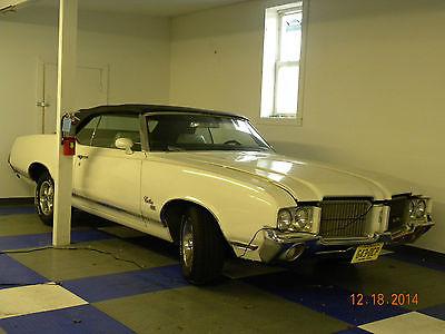 Oldsmobile : Cutlass RARE SX CONVERTIBLE 1971 oldsmobile cutlass supreme sx 442 convertible