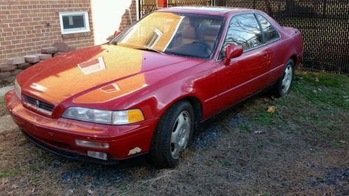 Acura : Legend LS Coupe 2-Door 1993 acura legend ls coupe 2 door 3.2 l
