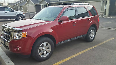 Ford : Escape Limited Sport Utility 4-Door 2010 ford escape limited sport utility 4 door 3.0 l