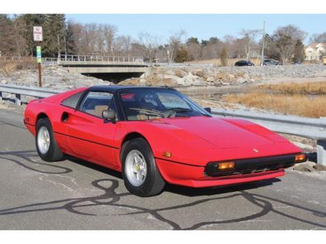 Ferrari : 308 308 GTS 1979 ferrari 308 gts low miles very original recent belt service