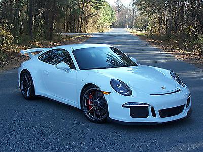 Porsche : 911 GT3 2015 porsche 911 gt 3 coupe 2 door 3.8 l