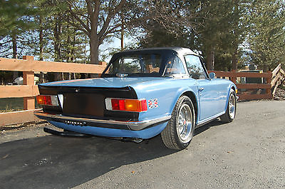 Triumph : TR-6 TR6 1974 tr 6