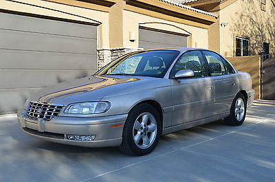 Cadillac : Catera Base Sedan 4-Door 1998 cadillac catera 1 owner clean title carfax super low milage exc cond