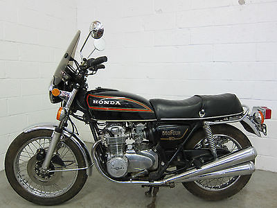Honda : CB HONDA CB550K 1978 WEST COAST SURVIVOR! READY FOR RESTORATION!