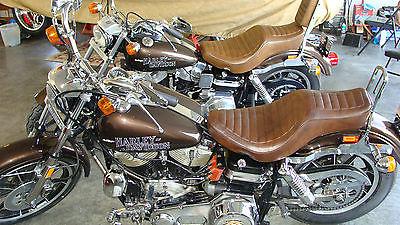 Harley-Davidson : Dyna 1979 shovelhead harley davidson fxef superglide