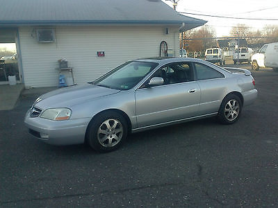 Acura : CL Premium Coupe 2-Door 2001 acura cl premium coupe 2 door 3.2 l