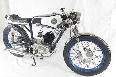 Benelli 1968 benelli wards riverside 125 vintage cafe racer ahrma