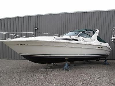 Lake Erie Boat-Sea Ray