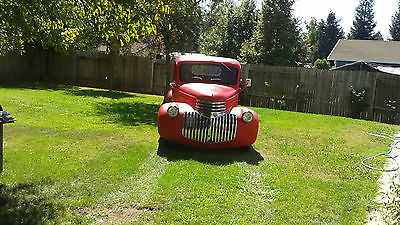 Chevrolet : Other Pickups ONE TOUGH BEAUTY 1944 chevy pickup all steel restored to street rod condition