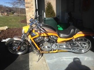 Harley-Davidson : VRSC 2006 harley davidson vrsca v rod cvo cruiser motorcycle screamin eagle package