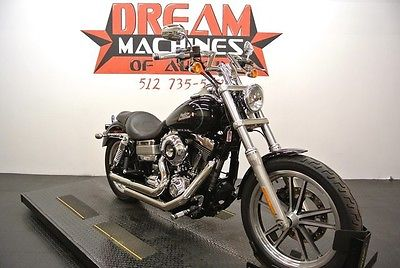 Harley-Davidson : Dyna FXDL 2009 harley davidson fxdl dyna low rider z bars dream machines lowrider