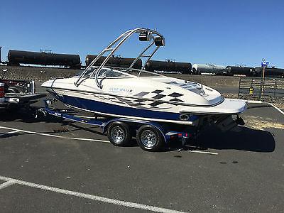 2008 Bluewater Boats, Vision SE 20Ft Bow Rider. Ski boat, pleasure boat, V8