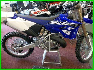 Yamaha : YZ New 2015 15 Yamaha YZ 250 YZ250 2 stroke motorcycle OTD Price No Fees
