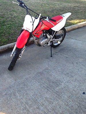 Honda : CRF 2012 honda crf 100 f