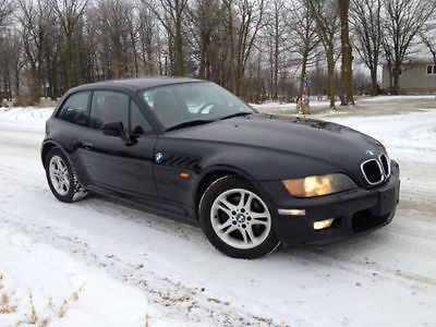 BMW : Z3 Coupe Rare BMW Z3 Coupe 2.8L - Low Milage German Sports Coupe