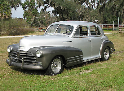 Chevrolet : Other Fleetliner 1948 chevrolet fleetmaster