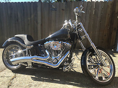 Harley-Davidson : Softail 2006 harley davidson softail fuel injection motorcycle