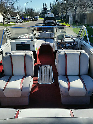 1984 Starcraft Boat w/ Fish Finder & Trailer