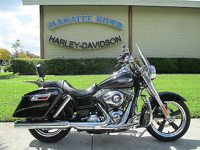 Harley-Davidson : Dyna 2014 harley davidson fld dyna switchback